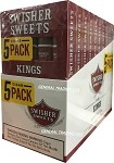 Swisher Sweets Kings 5 Pack 50 Cigars 5x40